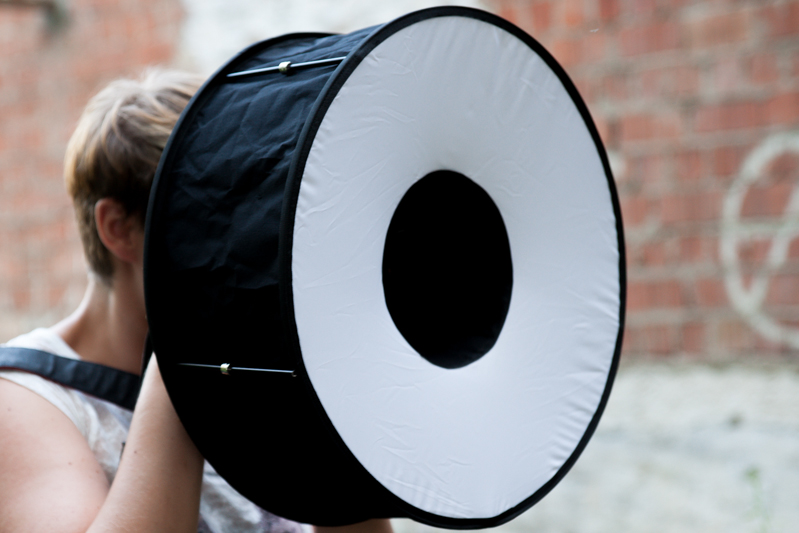 RoundFlash Mobile Softbox | Shot by Scott